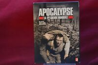 dvd  APOCALYPSE - LA PRIMA GUERRA MONDIAL 3 dvds
