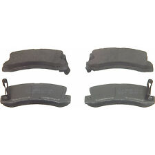Wagner ThermoQuiet Ceramic Brake Pads Fits Rear 1999-2003 Lexus RX300  PD325