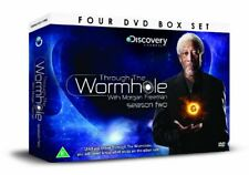 Through The Wormhole With Morgan Freeman Series 2 DVD