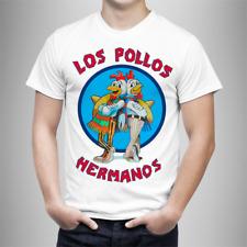 Camiseta Los Pollos Hermanos - T-Shirt Breaking Bad Walter White