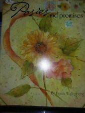 Posies And Promises By Ursula Wollenberg Tole Decorative Painting Booklet