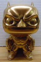 Batman Gold Custom Funko Figure 011018CFP