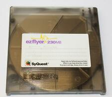 SyQuest EZFlyer 2862601KP 230MB Removable Cartridge Hard Drive Parallel Port PC