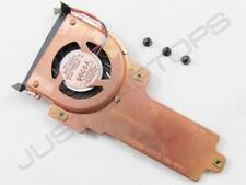 Samsung NP-Q1U Ultra Tablet PC CPU Procesador Disipador Térmico & Ventilador De Refrigeración Con Tornillos