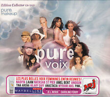 Compilation CD + DVD Pure Voix - Edition Collector - Europe