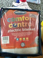 King size electric blanket..