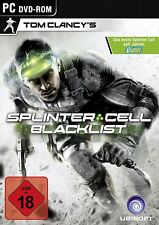 Tom Clancy's Splinter Cell: blacklist (PC solo il Uplay Key Download Code) No cd