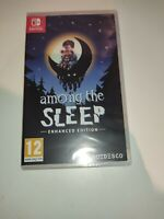 among the sleep enhanced edition nintendo switch neuf sous blister