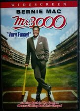Mr. 3000 (DVD, 2005, Widescreen) Bernie Mac, Angela Bassett Brand New Sealed
