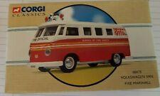 Corgi Classics 98475  - Volkswagen Van Fire Marshall- Mint in Mint Box