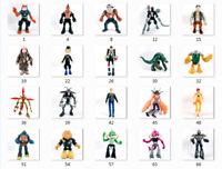 """rare TMNT Nickelodeon Teenage Mutant Ninja Turtles 5"""" Figure Playmates Toy Gift"""