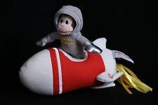 Curious George Spaceship PLush Toy Doll Gund Universal Studios