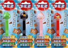 PEZ - Angry Birds 2013, set of 4 - Mint on Card !