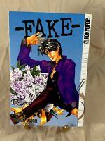 FAKE #4 by Sanami Matoh - 2003 Trade Paperback - Tokyopop