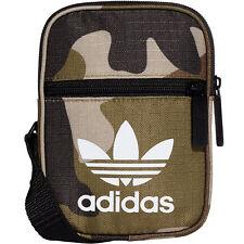 c09bc8e28bf adidas Mens Festival Shoulder Bag in Camo Bags Man Bag's