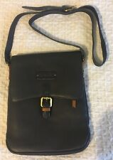 JOULES Genuine Leather Crossbody Messenger Purse Bag