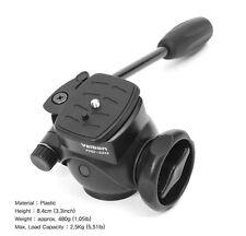 Velbon FHD-52Q Fluid Head for Video Camera Camcorder