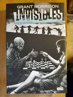 Invisibles Deluxe Edition Book Four hardcover excellent condition Grant Morrison