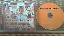 STREET DANCE CD ORIGINAL MOVIE SOUNDTRACK HIP HOP R&B-FREE POST