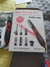 Hairstyling Hot Brush Set