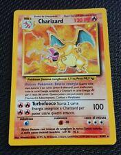 Charizard Set Base ITA pokemon