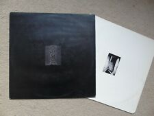 Joy Division Unknown Pleasures UK Factory LP With Picture Inner Sl VG+/EX+   117