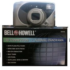 BELL & HOWELL 35MM 38-120MM ZOOM PZ3100 CAMERA