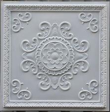 PL08 Faux tin antiques ceiling tiles cafe store shopping decor panels10tiles/lot