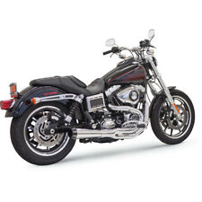 Bassani Road Rage II Mega Power 1D32R Exhaust System For Harley 91-17 FXD DYNA