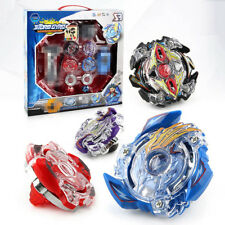 Beyblade Metal Alloy Set Fusion Arena Spinning Top Burst 4D Fight Gyro Toy