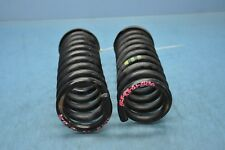 2001 MERCEDES BENZ E430 W210 RWD #8 REAR LEFT/RIGHT COIL SPRINGS OEM