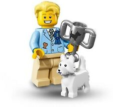 LEGO Collectible MiniFigure: Series 16: #12 - Dog Show Judge (Sealed Pack)