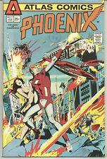 Phoenix #1 : January 1975 : Atlas Comics