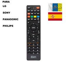 Mando Distancia UNIVERSAL para Televisores Samsung, LG, Panasonic, Sony, Philips