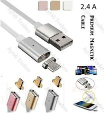Micro USB Magnetic Adapter Charging Cable Charger for Android Samsung LG HTC