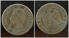 5 centimes NAPOLEON III 1853 B  ( 1 )