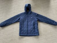 Patagonia Men's Micro Puff Hoody Navy Large NEW
