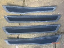 BMW 3 Series F30 2012 on inner sill door entry trims