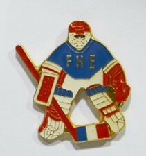PINS HOCKEY / GLACE PATINAGE FHE MAILLOT TRICOLORE FRANCE