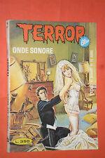 FUMETTO HORROR -TERROR-  BLU - N°59 . ANNO 1979- edizioni ediperiodici-ep