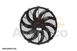 "Spal Axial Fan, VA10-AP10/C-61A, 12v (Pull) 12.0"" (305mm) - Genuine Product"