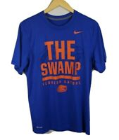 Nike Dri-Fit Florida Gators Shirt The Swamp Mens Small Preowned Nike