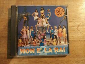 Non è la RAI 2 - CD - raro vintage