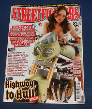 STREETFIGHTERS MAGAZINE AUGUST 2008 - HIGHWAY TO HULL SPECIAL