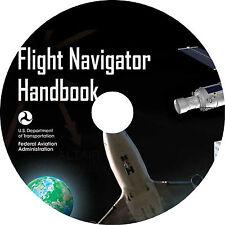 Flight Navigator Handbook (2011) Air Navigation Guide ~ Aviation Book on CD
