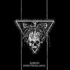 Kriegsmaschine / Szron - Split CD, Cultes des Ghoules,Mgla