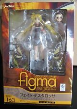 Figma 163: Mahou Shoujo Lyrical Nanoha A's Fate Testarossa (Sonic Form Ver.)