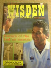 WISDEN - JIM LAKER - June 1986 Vol 8 # 1