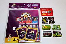 Panini EM Euro 2012 – STARTER SET GERMANY: HC DELUXE ALBUM + Extras + 6 x NEUER