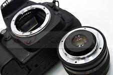 Zeiss Contax MM lens to Nikon D200 D300 D700 D600 D800 D90 D7000 flange adapter